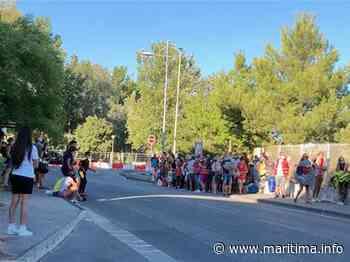 Martigues - Faits-divers - Les personnes évacuées pourront bientôt quitter les gymnases - Maritima.info