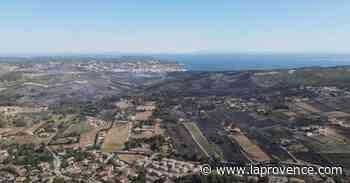 Incendie à Martigues : l'A55 désormais rouverte dans les deux sens, la situation sous contrôle malgré quelques reprises de feu - La Provence