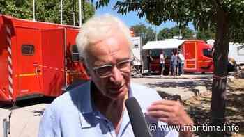 Martigues - LIVE - Incendies : réaction du maire de Martigues - Maritima.info