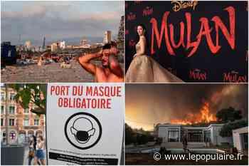 Explosion à Beyrouth, masque obligatoire, incendie à Martigues... Les 5 infos du Midi pile - lepopulaire.fr