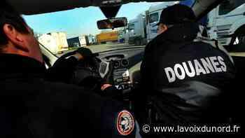 Loon-Plage : 1,3 tonne de cocaïne saisie par les douanes - La Voix du Nord