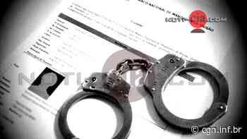 Acusado de homicídio em Cruzeiro do Oeste é abordado e preso pela PM de Cianorte - CGN