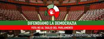 Referendum, a Velletri è nato il Comitato per il NO alla riduzione dei parlamentari: ecco chi ha aderito - Castelli Notizie
