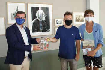 James Ensorhuis verwelkomt vijfduizendste bezoeker