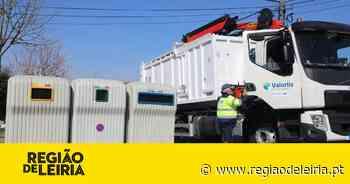 Reciclagem cresce 18% nos seis municípios abrangidos pela Valorlis - Região de Leiria
