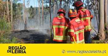 Incêndio nos Pousos em fase de resolução - Região de Leiria