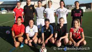 Le FC Lillers, féminin, en R 1, s'est renforcé pour éviter la saison galère ! - La Voix du Nord