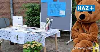 Garbsen: Maskottchen für Projekt Kita-Einstieg heiß Bella Bär - Hannoversche Allgemeine