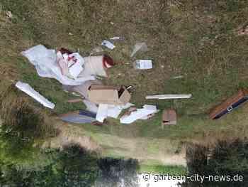 Schon wieder illegale Müllentsorgung in Garbsen! - Garbsen City News - Garbsen City News
