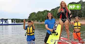 Wasserski bis Minigolf: Das bietet der Blaue See Garbsen für die Ferien - Neue Presse