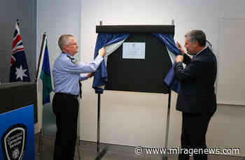 Maroochydore Community Corrections opens to keep Sunshine Coast safe - Mirage News