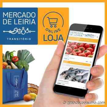 Mercado de Leiria com loja online - Grande Consumo