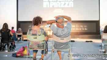 Ostia, lo schermo de Il Cinema in Piazza l'8 agosto rende omaggio ad Alberto Sordi