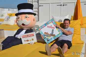 Monopoly Knokke-Heist vanaf nu te koop