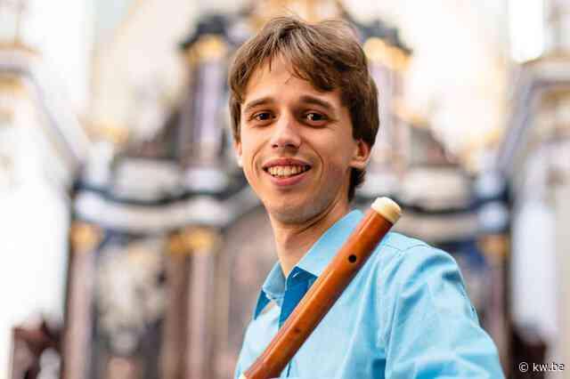 """Muzikaal wonderkind Beniamino Paganini treedt op in Knokke-Heist en Brugge: """"Barokmuziek veranderde"""