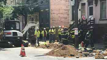 Gas leak forces Albany residents from homes - WNYT