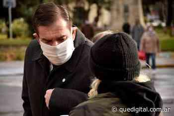 """Montenegro y la situación sanitaria: """"La capacidad de respuesta está bien"""" - QUÉ DIGITAL"""