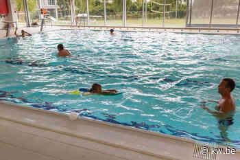 Langer vrij zwemmen in De Amfoor