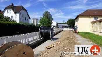 Harz Energie lässt in Herzberg die Gasleitungen erneuern - HarzKurier
