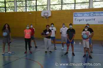 LE CREUSOT : Le service Animation Jeunesse proposait un défi sport culture - Creusot-infos.com