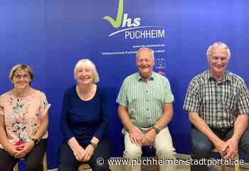 Vorstandswechsel in der vhs Puchheim e.V. - Puchheimer Stadtportal