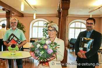 Drei Amtsleiter verlassen das Ettenheimer Rathaus - Ettenheim - Badische Zeitung