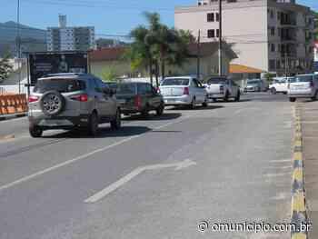 Trânsito na ponte dos Bombeiros deve ser retomado nesta semana em Brusque - O Munícipio