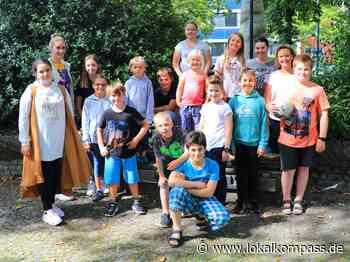 Heute endet das Abenteuer: Kinder genießen Ferienwochen der Caritas Herten im Triöns-Koben - Herten - Lokalkompass.de