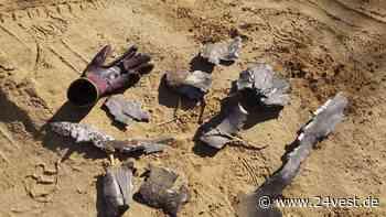 Herten: Bombe südlich der L 511 gefunden und gesprengt - 24VEST
