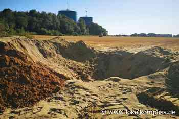Update Bombenfund an den Wassertürmen in Herten-Nord: Blindgänger entschärft - kleiner Krater bleibt zurück - Herten - Lokalkompass.de
