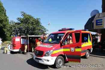 Hövelhof: Gasalarm in Hövelhof: 16 Häuser evakuiert