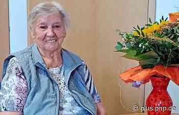 Mit 90 steht nun Tanzen und Singen an - PNP Plus