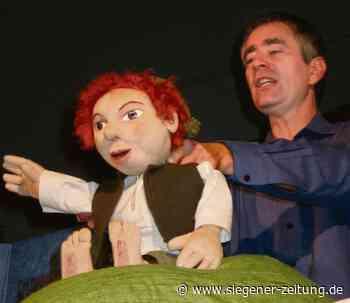 Probleme in der Corona-Krise: Bernd Linde lässt Puppen nicht mehr tanzen - Siegener Zeitung