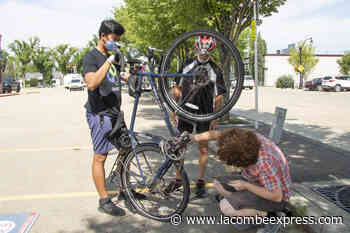#EndBikeTheft campaign comes to Lacombe – Lacombe Express - Lacombe Express