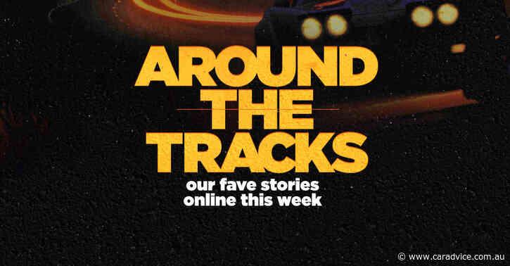 Around the tracks: Joe Biden's Corvette Stingray and Audi's awkward ad