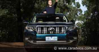 Video: 2020 Toyota LandCruiser Prado Kakadu Horizon review