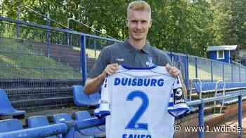 Fußball, 3. Liga: MSV Duisburg verpflichtet Maximilian Sauer