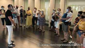 Rodez : côté fréquentation le mois d'août démarre en trombe au musée Soulages - Centre Presse Aveyron