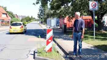 Neue Markierungen auf Asphalt in Vorbereitung - kreiszeitung.de