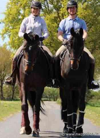 Reitsport: Ehepaar startet am Fillerberg - Nordwest-Zeitung