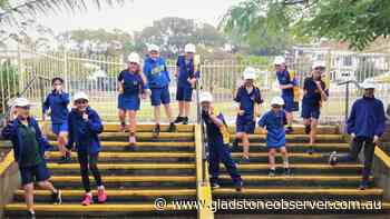 Gladstone schools embrace Active August | Observer - Observer