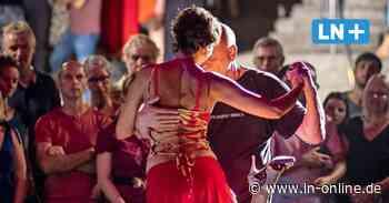 In Lübeck wird Tango an der Trave getanzt