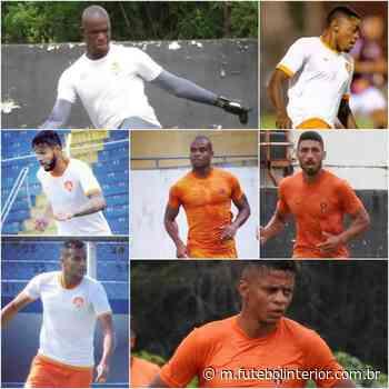 Paulista A2: Focado no acesso, Atibaia renova com sete jogadores - Futebolinterior