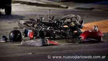 Santos Lugares: motociclista se estrelló contra un caballo y murió - Nuevo Diario de Santiago del Estero