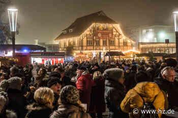 Adventsmarkt, Seniorenfeiern, Konzerte: Was kann 2020 in Giengen noch stattfinden? - Heidenheimer Zeitung