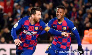 Barcelona fichó a una joya brasileña, ¿será el próximo Neymar? - Nación Deportes