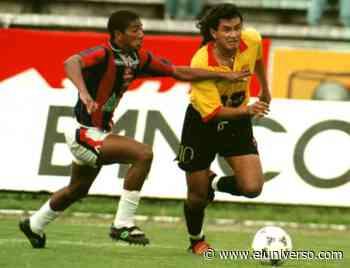 Marco Antonio Etcheverry: Con Barcelona me veía jugando y ganando la Copa Libertadores 1998 - El Universo