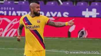 """Arturo Vidal: """"Me queda un año de contrato y quiero terminarlo"""" - MARCA.com"""