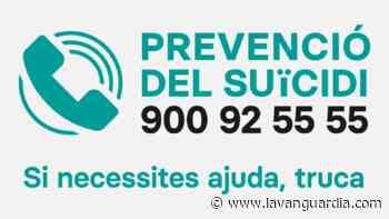 Barcelona pone en marcha un teléfono para prevenir suicidios - La Vanguardia