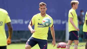 Arthur vuelve a Barcelona - MARCA.com